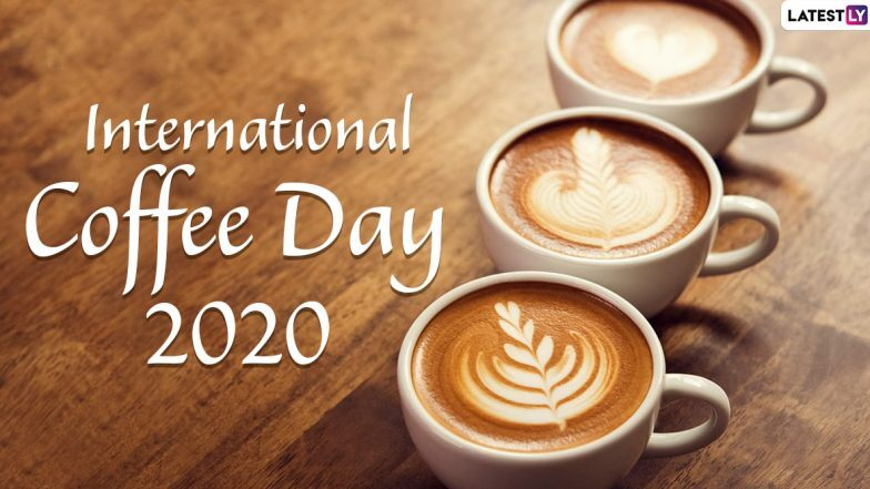 International Coffee Day 2020 Quotes Hd Images Quirky Thoughts And Instagram Captions To Share With Photos Of A Hot Cup Of Coffee Zee5 News