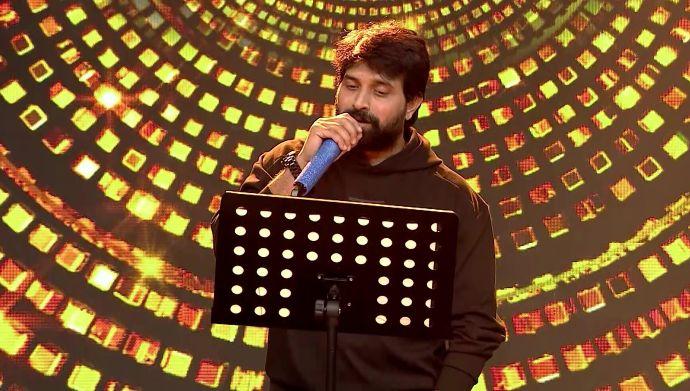 Jani Master in Sa Re Ga Ma Pa The Next Singing Icon Ep. 8