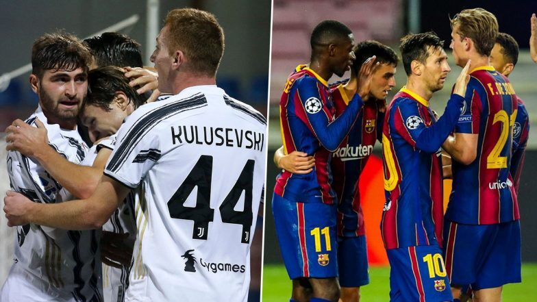 juventus vs barcelona uefa champions league live streaming online and live telecast in indian time zee5 news juventus vs barcelona uefa champions