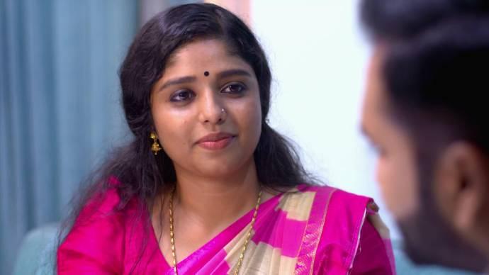 Kalyani tells Anand about Sujatha (Source:ZEE5)