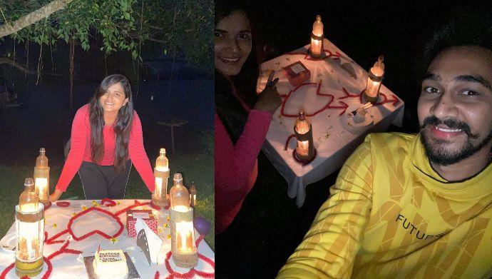 Navya Rao and Varun Sai