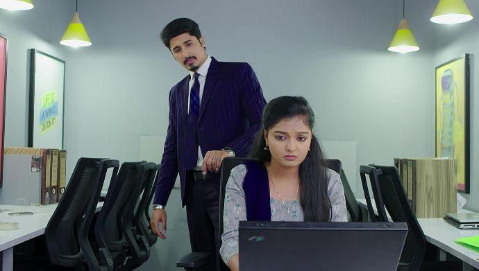 Neel and Anu in Prema Entha Madhuram