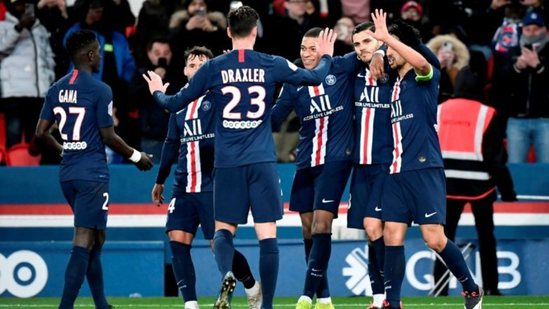 Nantes Vs Psg Ligue 1 2020 21 Free Live Streaming Online How To Get Match Live Telecast In India Zee5 News