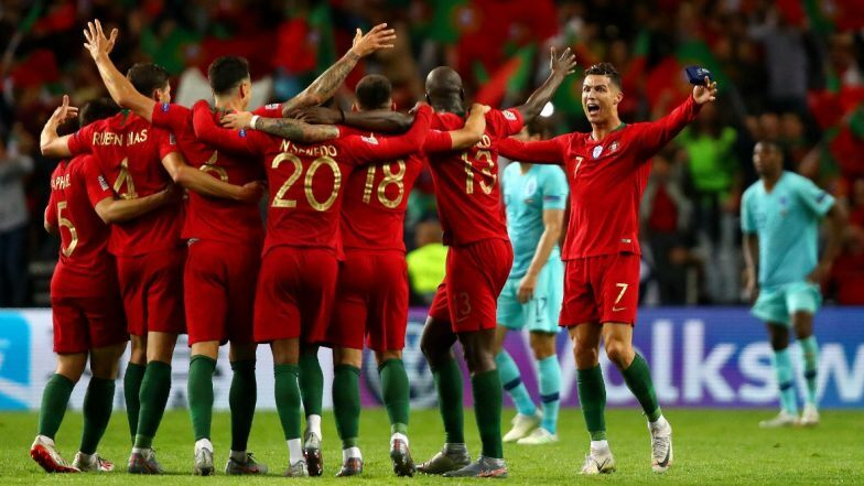 How to Watch France vs Portugal UEFA Nations League 2020 ...