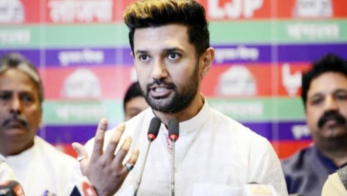 BJP Gives Cold Shoulder To Chirag Paswan, Calls Him a Vote-Cutter