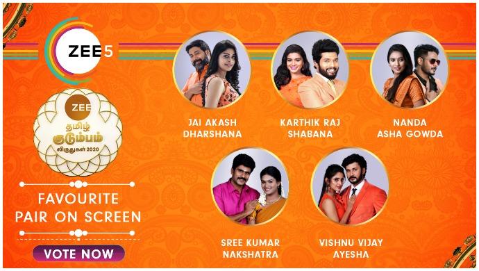Zee Tamil Awards