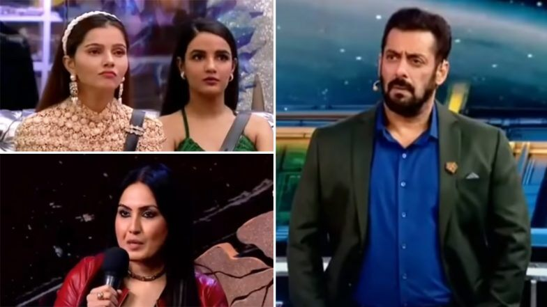 BB 14 Weekend Ka Vaar: Kamya Grills Jasmin; Salman Reveals Shocking Deets About Finale Week
