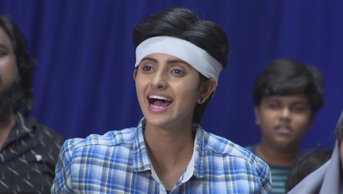 Sathya on Zee Tamil