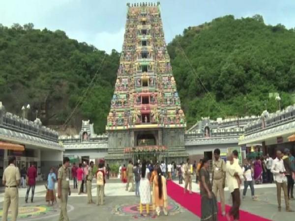 Andhra Pradesh's Sri Kanakadurga Temple frames rules for Bhavani Deeksha