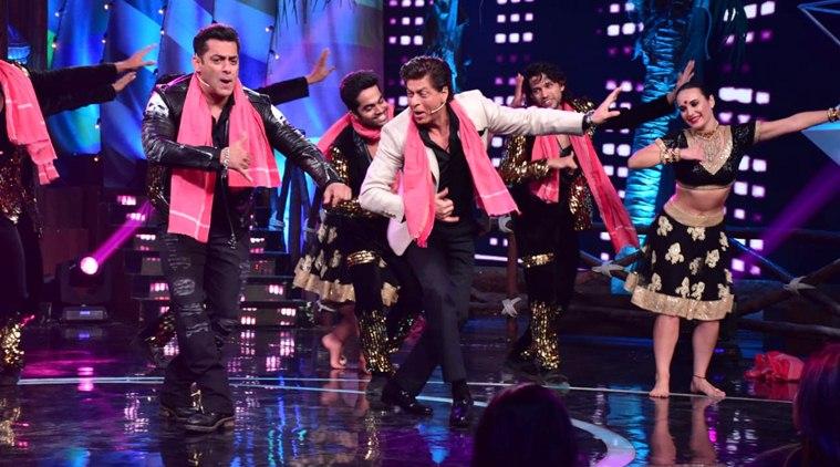 When Shahrukh Khan And Salman Khan Set The Bigg Boss 12 Stage On Fire