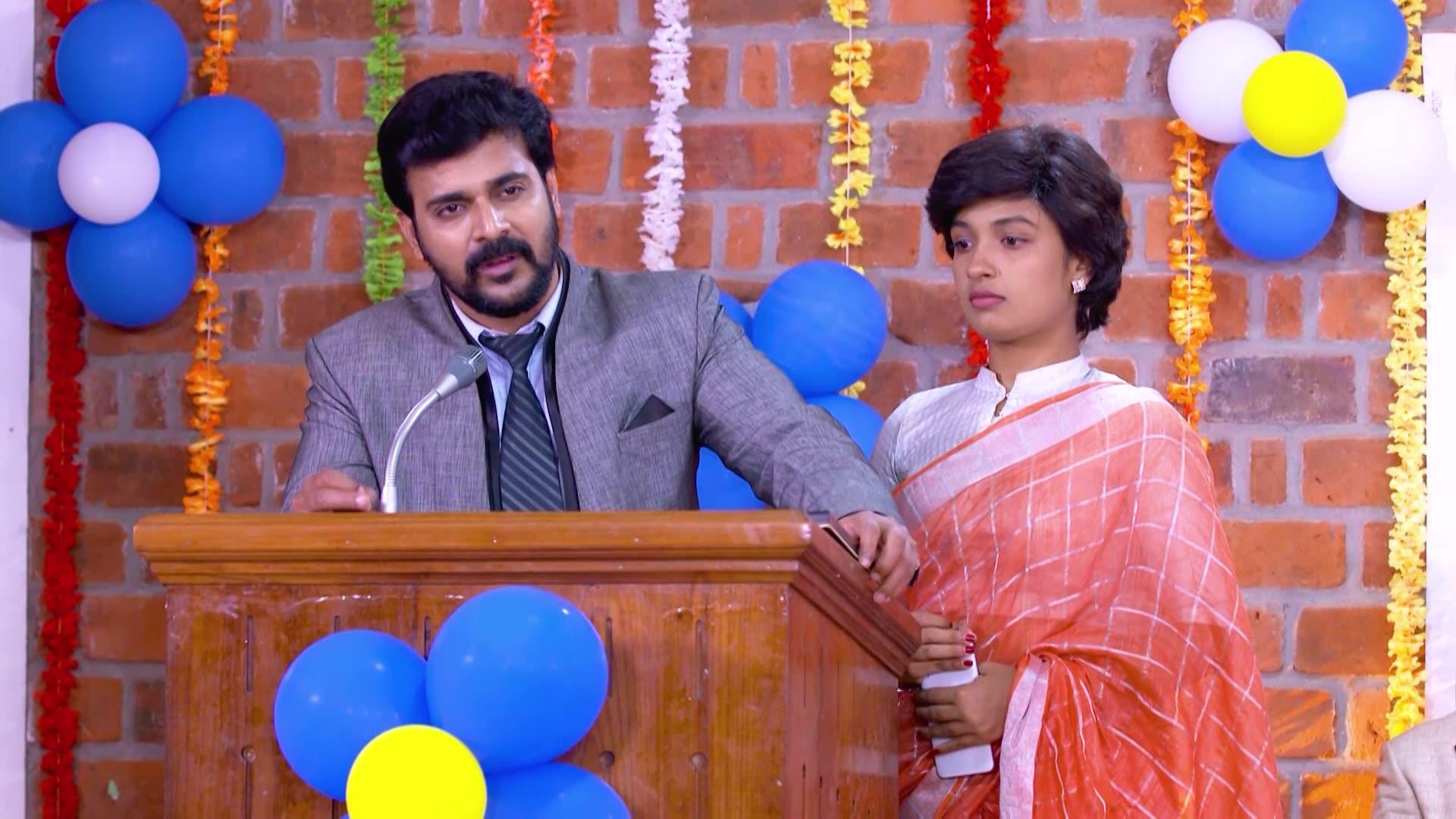 Sudhi and sathya