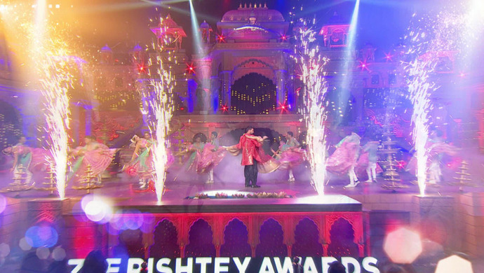 Abhi and Pragya's performance