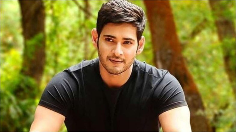 Mahesh Babu tweets on Daughter's Day, bestowing love on his little one