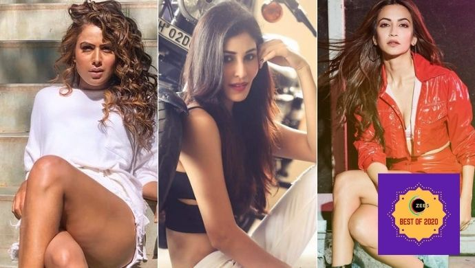 Best Of 2020: From Nia Sharma To Kriti Kharbanda, A Look At Their Super Hot Clicks That Kept Instagram Buzzing This Year