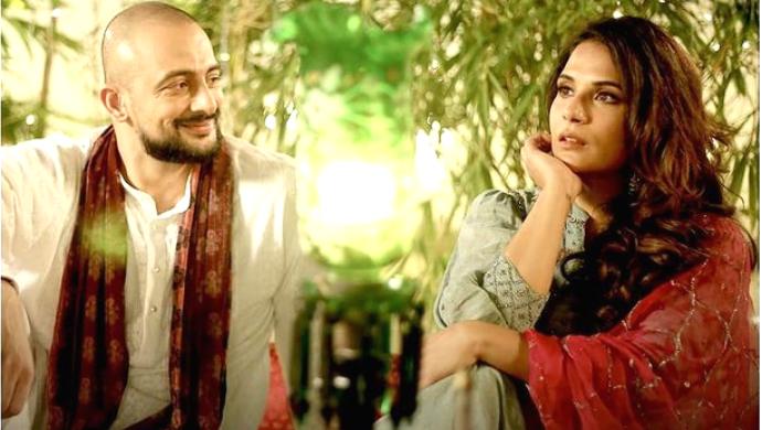 Richa Chadha and Arunoday Singh