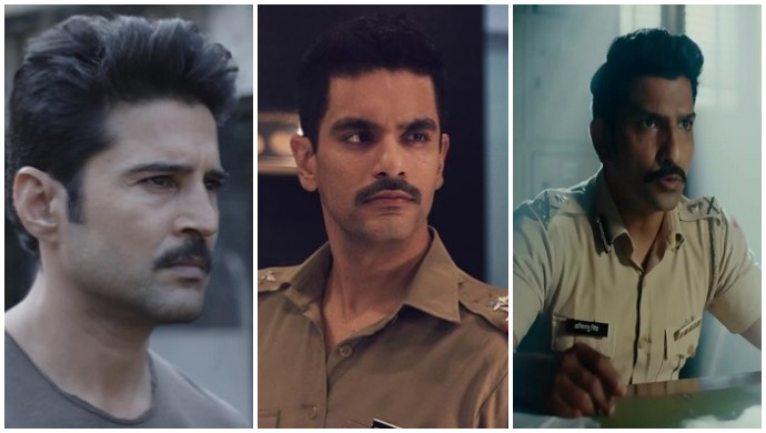 From Naxalbari's Rajeev Khandelwal To Dark 7 White's Jatin Sarna, How Cops And Moustaches Are A Hot Blend!