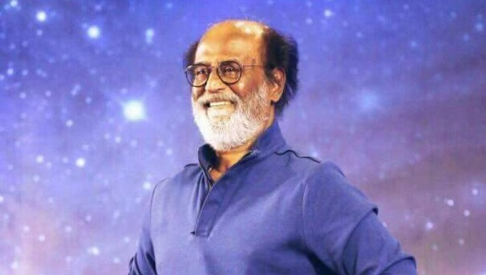 Rajinikanth at an event