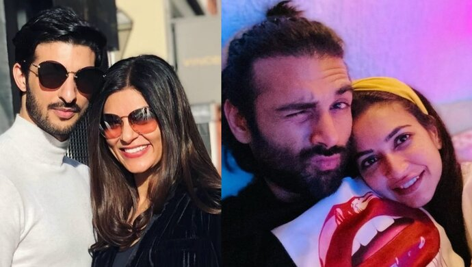 From Pulkit Samrat-Kriti Kharbanda To Sushmita Sen-Rohman Shawl; Bollywood Celebrities Who Moved In With Their Partners