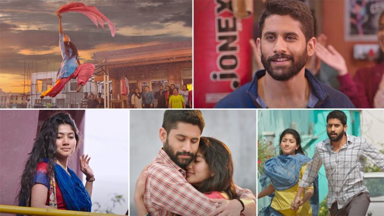 Celebrating the success of Love Story
