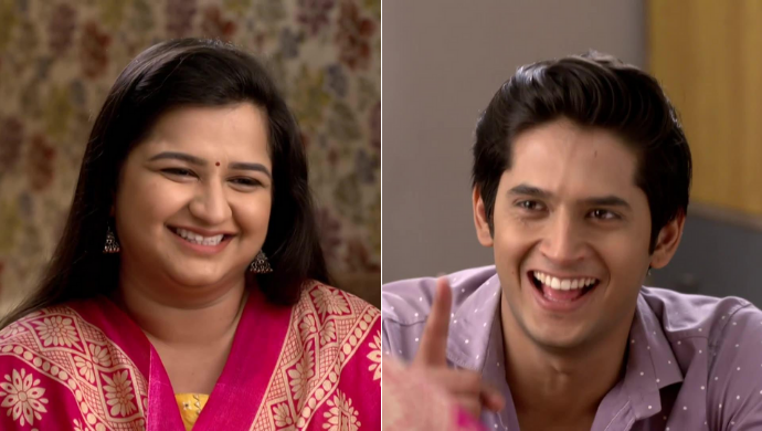 Chocolate Day 2021: Yeu Kashi Tashi Me Nandayla's Omkar-Sweetu's Budding Relationship Is As Sweet As Chocolate; Read! - ZEE5 News