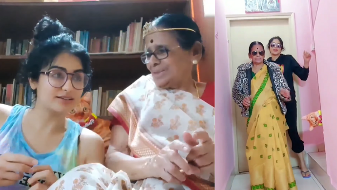 Adah Sharma's Dance With Her Grandmother On 'Drunk N High' Is Giving Us Weekend Vibes!
