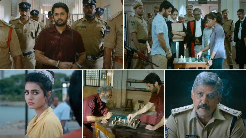 Check Trailer: Nithiin, Rakul Preet Singh & Priya Prakash Varrier's Thriller Is A Chess Game! - ZEE5 News