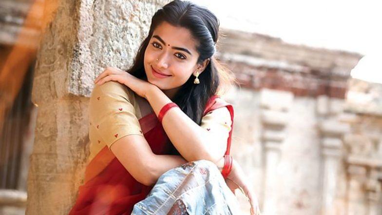 Rashmika Mandanna is all praises for Pushpa co-star Allu Arjun