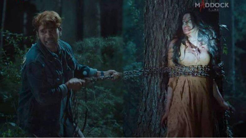 Roohi Trailer Review: Janhvi 's 'Chudail' Avatar & Rajkummar-Varun's Comedy  Get a Thumbs Up From Fans! - ZEE5 News