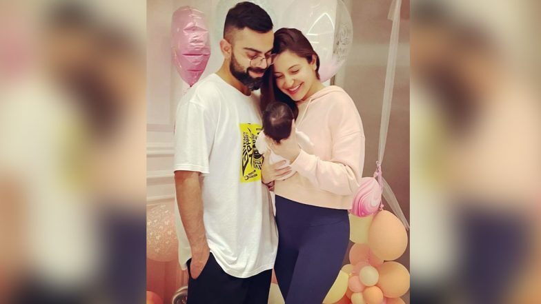 Anushka Sharma And Virat Kohli Name Their Baby Girl Vamika! Know The Meaning Behind The Name Of The Couple's Little Angel - ZEE5 News