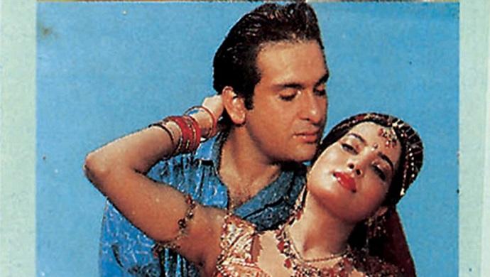 Rajiv Kapoor in Zalzala