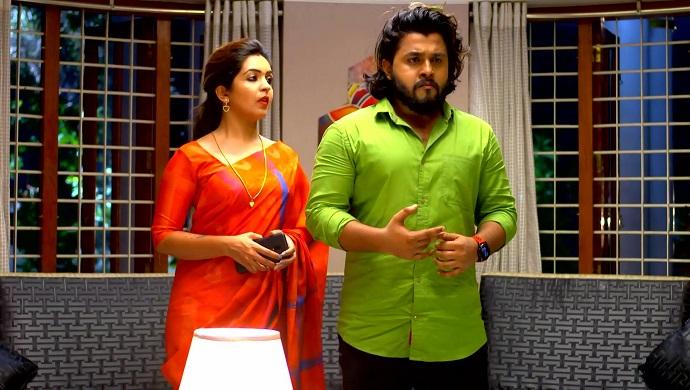 Nandana and Aravind