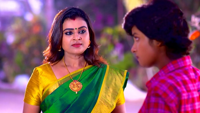 Sujitha in Sathya Enna Penkutty