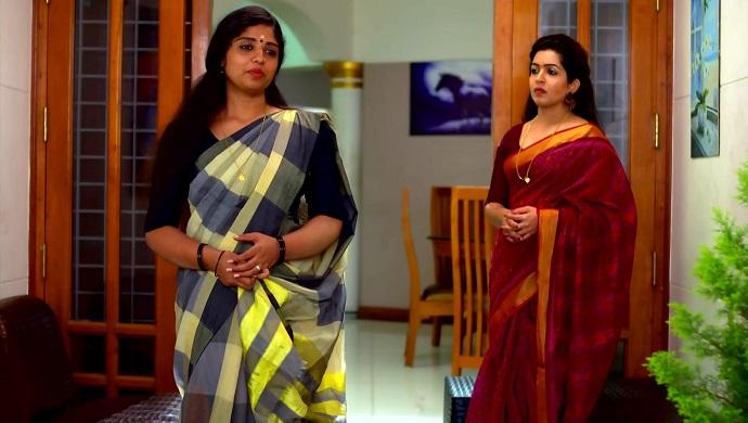 Nandana and Kalyani in Chembarathi