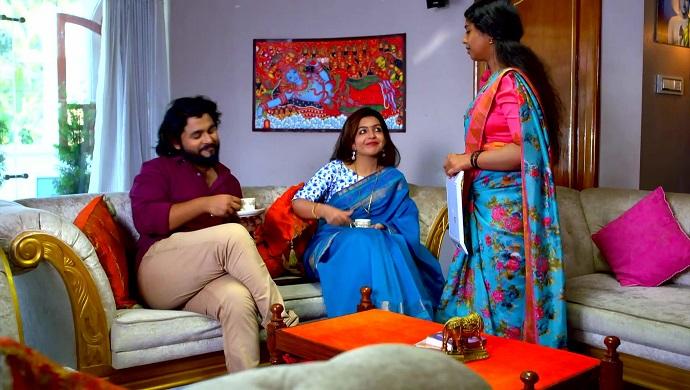 Kalyani and Nandana in Chembarathi