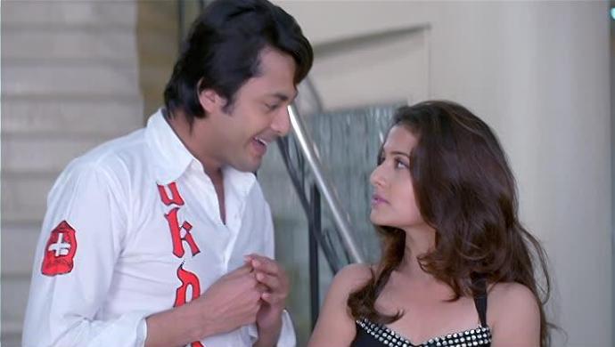 Rahul and Madhuri in Chore Chore Mastuto Bhai
