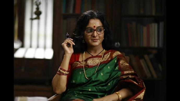 Manju Warrier in Aami