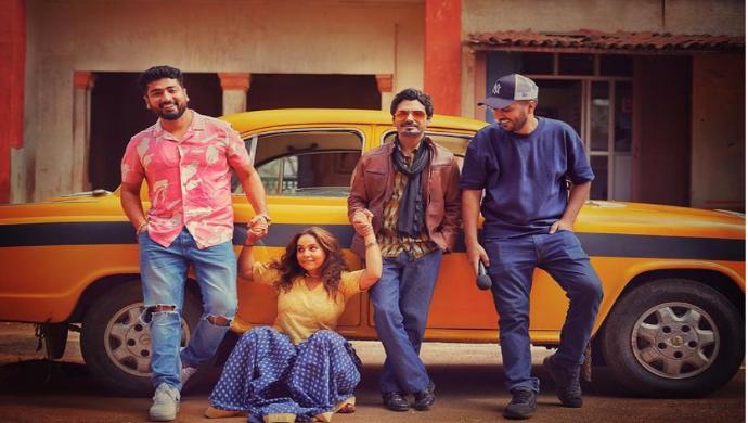 Nawazuddin Siddiqui's Upcoming Music Video Baarish Ki Jaaye's Teaser Released