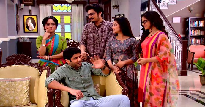 Siddhartha's cousins in Mithai