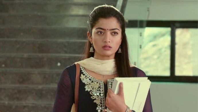 Rashmika Mandanna in Geetha Govindam