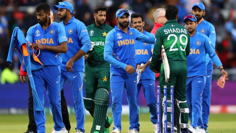 India vs Pakistan T20I Series Could Be Played in Late 2021, Says Report -  ZEE5 News