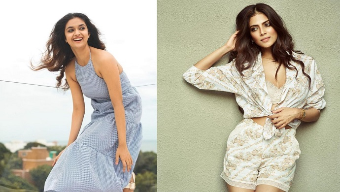 Keerthy Suresh, Malavika Mohanan And Other Tamil Beauties Will Inspire You To Be Summer Ready!