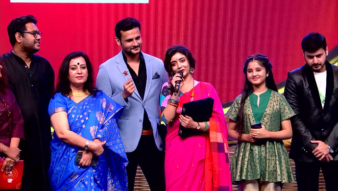 New Face- Sriparna Roy