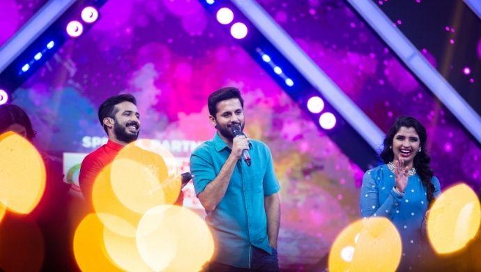 Nithiin, Shyamala and Ravi