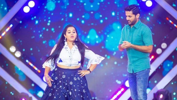 Nithiin and Pooja Murthy