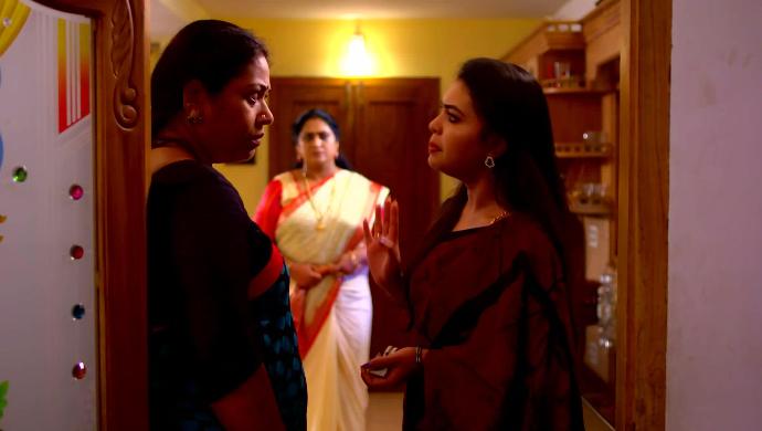 Saudamini, Sharmila and Samyuktha