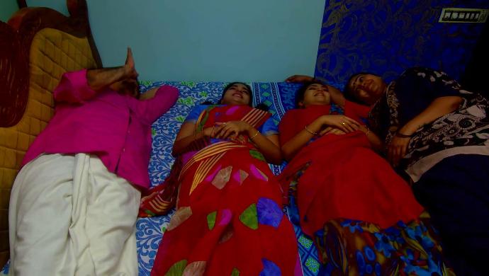 Yatheendran, Saptathi, Samyuktha and Parvathy