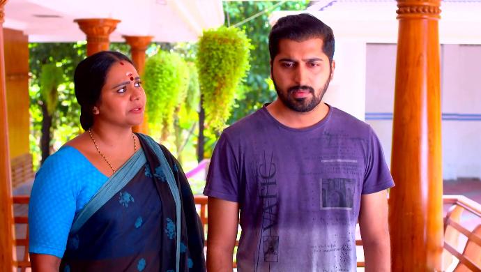 Parvathy and Abhi