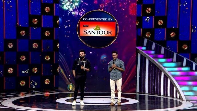 Pradeep on Sa Re Ga Ma Pa- Next Singing Icon