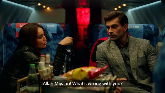 Zoya and Asad