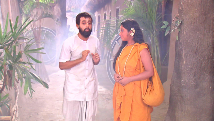 Gadadhar and Goddess kali in Rani Rashmoni